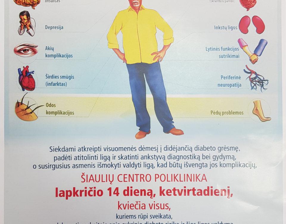 nutukimo gydymas diabetu ir hipertenzija